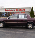 plymouth acclaim 1995 burgundy sedan gasoline 4 cylinders front wheel drive automatic 61008
