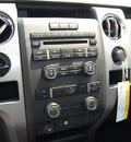 ford f 150 2011 dk  blue pickup truck xl flex fuel 6 cylinders 2 wheel drive 6 speed automatic 46168