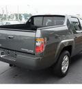 honda ridgeline 2008 gray pickup truck rts gasoline 6 cylinders 4 wheel drive not specified 28677