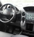 honda pilot 2011 gray suv ex l w dvd gasoline 6 cylinders 4 wheel drive 5 speed automatic 47129