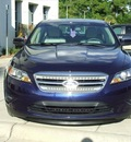 ford taurus 2011 blue sedan sel gasoline 6 cylinders front wheel drive automatic 32401
