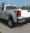 gmc sierra 2500 2011 summit white pickup truck slt z71 diesel 8 cylinders 4 wheel drive automatic 45840