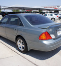 toyota avalon 2001 green sedan xl gasoline 6 cylinders dohc front wheel drive automatic with overdrive 76087