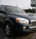 saturn relay 2007 blue green van 2 dvd system gasoline 6 cylinders front wheel drive automatic 60115