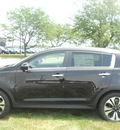 kia sportage 2011 black suv sx gasoline 4 cylinders front wheel drive 6 speed automatic 43228