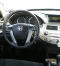 honda accord 2010 gray sedan lx p gasoline 4 cylinders front wheel drive automatic 13502