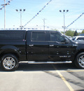 lincoln mark lt 2007 black gasoline 8 cylinders 4 wheel drive automatic 13502