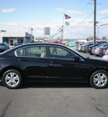 honda accord 2009 black sedan lx p gasoline 4 cylinders front wheel drive automatic 13502