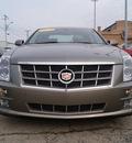 cadillac sts 2010 dk  brown sedan v6 luxury gasoline 6 cylinders automatic 60115