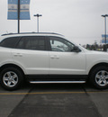 hyundai santa fe 2009 white suv gls gasoline 6 cylinders all whee drive automatic 13502