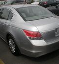 honda accord 2008 silver sedan lx gasoline 4 cylinders front wheel drive automatic 13502