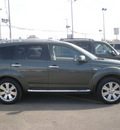 mitsubishi outlander 2009 green suv se gasoline 4 cylinders all whee drive automatic 13502