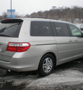 honda odyssey 2005 silver van ex l gasoline 6 cylinders front wheel drive automatic 13502
