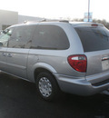 chrysler town country 2004 gray van lx gasoline 6 cylinders front wheel drive automatic 13502