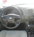 chevrolet trailblazer 2008 gray suv gasoline 6 cylinders 2 wheel drive automatic 13502