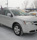 dodge journey 2009 silver suv sxt gasoline 6 cylinders front wheel drive automatic 13502