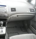 honda civic 2008 blue sedan lx gasoline 4 cylinders front wheel drive automatic 13502