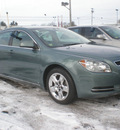chevrolet malibu 2009 green sedan lt gasoline 4 cylinders front wheel drive automatic 13502