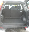 honda cr v 2004 black suv lx gasoline 4 cylinders all whee drive automatic with overdrive 13502