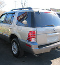mercury mountaineer 2005 tan suv gasoline 6 cylinders all whee drive automatic with overdrive 13502