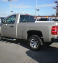 chevrolet silverado 1500 2007 gray pickup truck gasoline 8 cylinders rear wheel drive automatic 13502