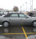cadillac deville 2003 gray sedan gasoline 8 cylinders dohc front wheel drive automatic with overdrive 13502