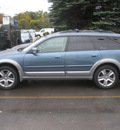 subaru outback 2005 blue wagon 3 0 r l l bean edition gasoline 6 cylinders all whee drive automatic 13502