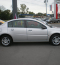saturn ion 2 2005 gray sedan gasoline 4 cylinders front wheel drive automatic 13502