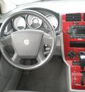dodge caliber 2007 red hatchback sxt gasoline 4 cylinders front wheel drive automatic 13502