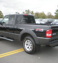 ford ranger 2008 black gasoline 6 cylinders 4 wheel drive automatic with overdrive 13502