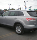 mazda cx 9 2008 gray suv gasoline 6 cylinders all whee drive automatic 13502