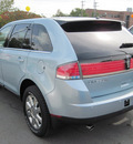 lincoln mkx 2008 blue suv gasoline 6 cylinders all whee drive automatic with overdrive 13502