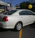 mitsubishi galant 2004 white sedan gasoline 4 cylinders front wheel drive automatic 13502