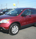 honda cr v 2008 maroon suv ex gasoline 4 cylinders all whee drive automatic 13502
