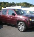 honda ridgeline 2008 maroon pickup truck rtx gasoline 6 cylinders 4 wheel drive automatic 13502