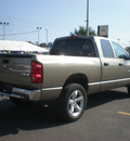 dodge ram 1500 2007 tan gasoline 8 cylinders 4 wheel drive automatic with overdrive 13502