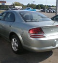 dodge stratus 2006 light green sedan sxt gasoline 4 cylinders front wheel drive automatic 13502