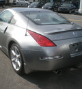nissan 350z 2003 silver coupe gasoline 6 cylinders rear wheel drive 6 speed manual 13502