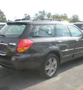 subaru outback 2007 gray wagon 2 5i gasoline 4 cylinders all whee drive automatic 13502