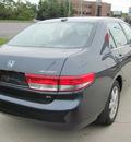 honda accord 2004 gray sedan ex gasoline 4 cylinders front wheel drive automatic 13502