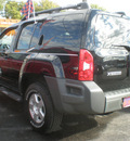 nissan xterra 2007 black suv 4 0 gasoline 6 cylinders 4 wheel drive automatic with overdrive 13502