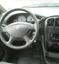 dodge caravan 2005 lt blue van sxt gasoline 6 cylinders front wheel drive automatic 13502