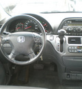honda odyssey 2006 gray van ex l gasoline 6 cylinders front wheel drive automatic 13502