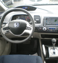 honda civic 2007 blue sedan hybrid hybrid 4 cylinders front wheel drive automatic 13502