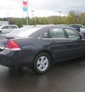 chevrolet impala 2008 gray sedan lt gasoline 6 cylinders front wheel drive automatic 13502