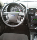ford fusion 2008 gray sedan sel gasoline 6 cylinders all whee drive automatic 13502