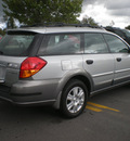 subaru outback 2005 gray wagon 2 5i gasoline 4 cylinders all whee drive automatic 13502