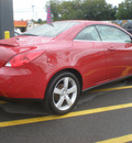 pontiac g6 2007 red gt gasoline 6 cylinders front wheel drive automatic 13502