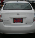 nissan sentra 2008 white sedan gasoline 4 cylinders front wheel drive automatic 13502