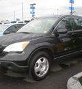 honda cr v 2007 black suv gasoline 4 cylinders all whee drive automatic 13502